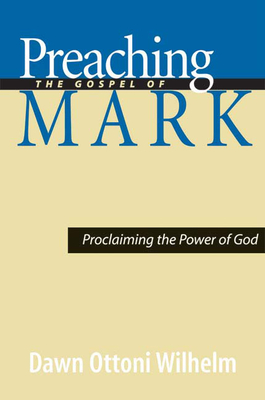 Preaching the Gospel of Mark Cover