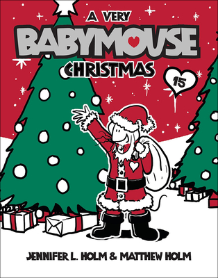 Very Babymouse Christmas Cover Image