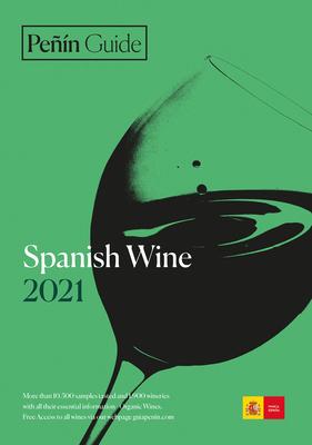 Penin Guide Spanish Wine 2021 Cover Image