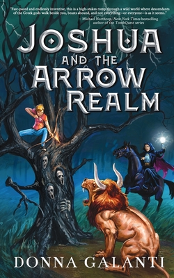 Cover for Joshua and the Arrow Realm