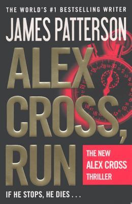 Alex Cross, Run Cover Image