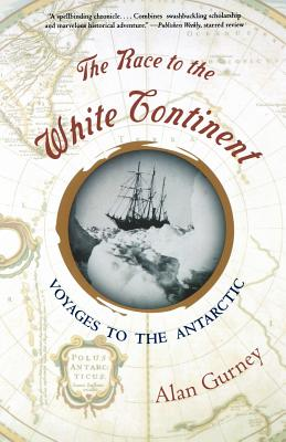 The Race to the White Continent Cover