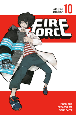 Fire Force 10 Cover Image