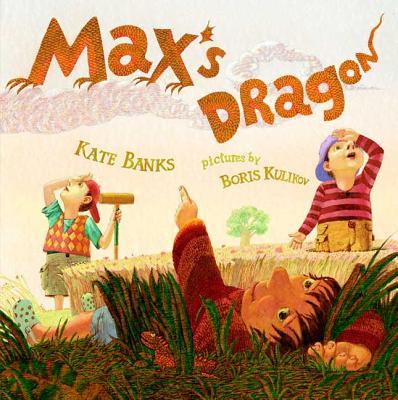 Max's Dragon Cover