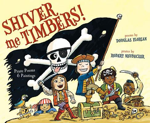 Shiver Me Timbers! Cover
