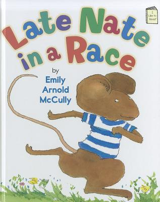 Late Nate in a Race Cover