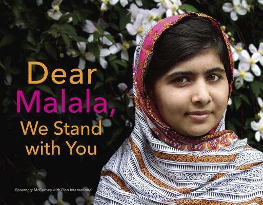 Dear Malala, We Stand with You Cover Image
