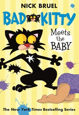 Bad Kitty Meets the Baby Cover