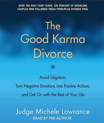 The Good Karma Divorce Cover