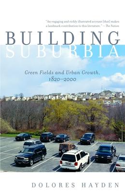 Building Suburbia Cover