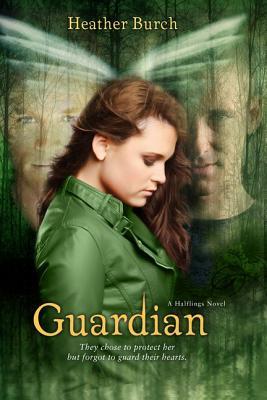 Cover for Guardian (Halflings Novels #2)