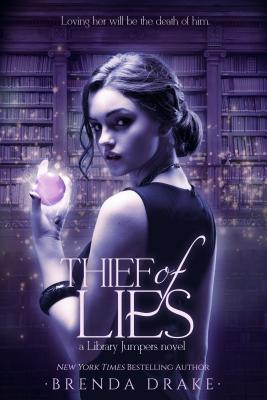 Cover for Thief of Lies (Library Jumpers #1)