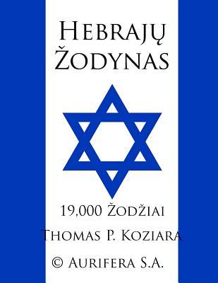 Hebraju Zodynas Cover Image