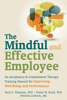 Cover for The Mindful and Effective Employee