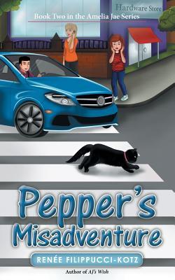 Cover for Pepper's Misadventure