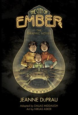 The City of Ember: The Graphic Novel Cover Image