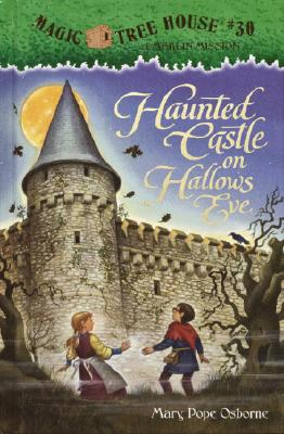 Haunted Castle on Hallows Eve Cover Image