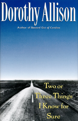 Two or Three Things I Know for Sure Cover