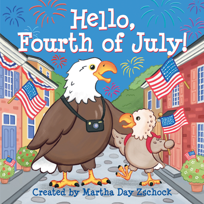 Hello, Fourth of July! (Hello!) Cover Image