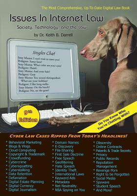 issues in internet law society technology and the law pdf