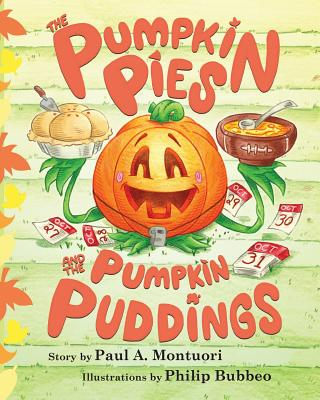 The Pumpkin Pies and The Pumpkin Puddings Cover Image