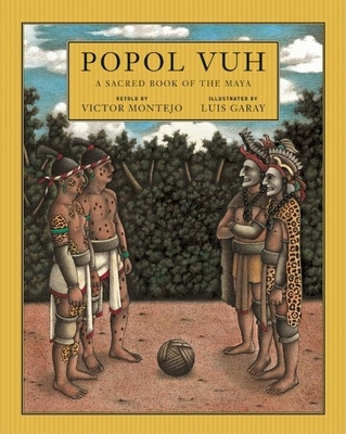 Popol Vuh Cover Image