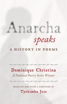 Anarcha Speaks: A History in Poems (National Poetry Series #3) Cover Image