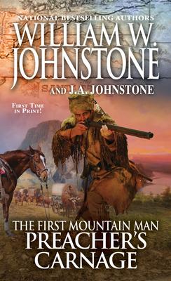 Preacher's Carnage (Preacher/First Mountain Man #27) Cover Image