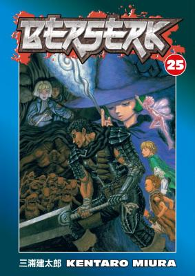 Berserk, Vol. 25 cover image