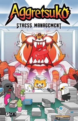 Aggretsuko: Stress Management Cover Image