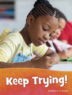 Keep Trying! Cover Image