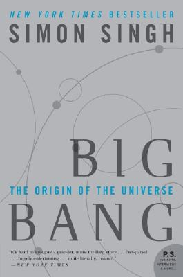 Big Bang: The Origin of the Universe Cover Image