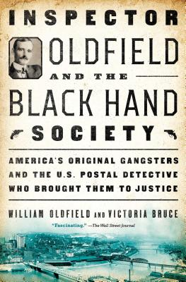 Cover for Inspector Oldfield and the Black Hand Society