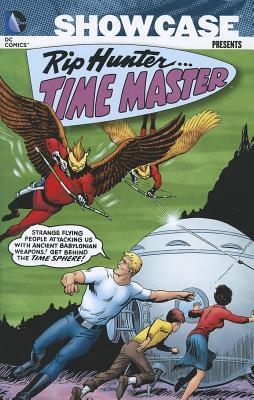Rip Hunter... Time Master, Volume 1 Cover