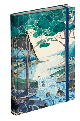 Tolkien: Raft Elves Journal Cover Image