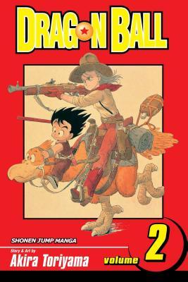 Dragon Ball, Vol. 02 cover image