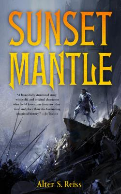 Cover for Sunset Mantle