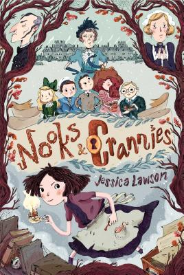 Nooks & Crannies Cover