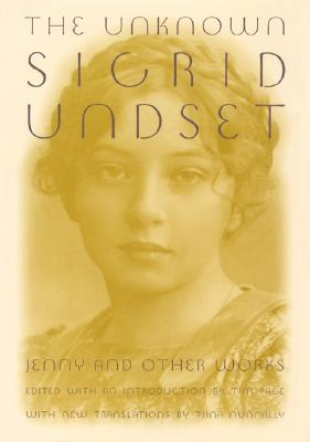 The Unknown Sigrid Undset Cover