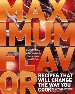 Maximum Flavor Cover