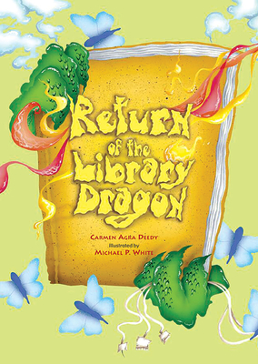Return of the Library Dragon Cover