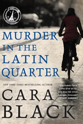 Murder in the Latin Quarter (An Aimée Leduc Investigation #9) Cover Image