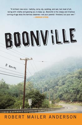 Boonville Cover