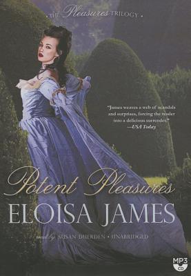 Potent Pleasures (Pleasures Trilogy #1) Cover Image