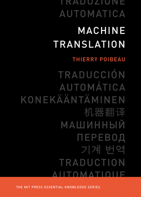 Cover of Machine Translation