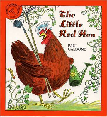 Little Red Hen Cover Image