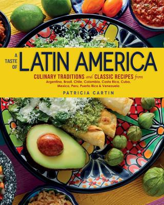 Cover for A Taste of Latin America