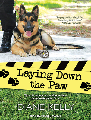 Laying Down the Paw (Paw Enforcement #3) Cover Image