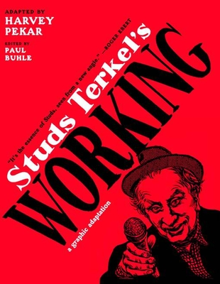 Studs Terkel's Working Cover