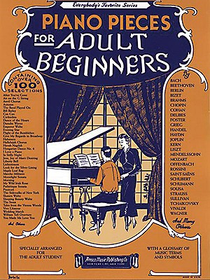 Piano Pieces for Adult Beginners (Efs 251) (Paperback)